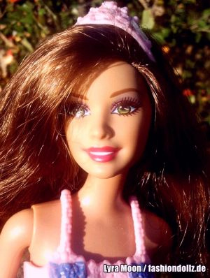 2014 Mix & Match Princess Barbie, brunette (Teresa) BCP18