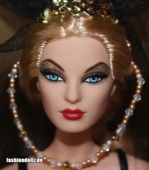 Global Glamour Collection - Venetian Muse Barbie BCR03 mit Louboutin Face