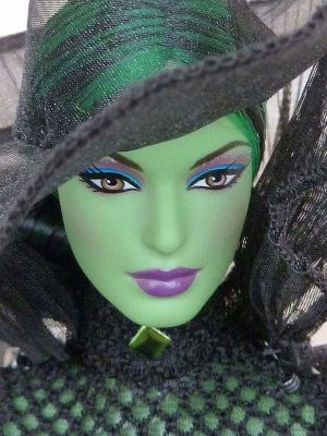 2014 Margret Hamilton as Elphaba