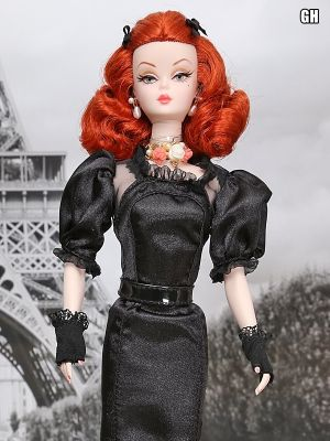 2014 Fiorella Barbie, redhead - Japan Convention Doll