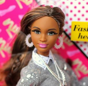 2015  Barbie Style - Flats to Heels Grace CJP78
