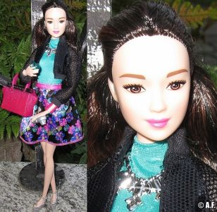 2015 Barbie Style - Glam Night - Lea CLL36