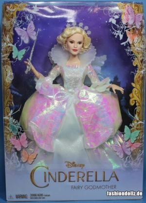 2015 Cinderella - Fairy Godmother #01