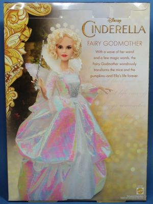 2015 Cinderella - Fairy Godmother #02