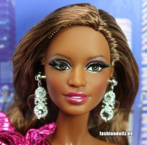 2015 The Barbie Look - City Shine CJF52