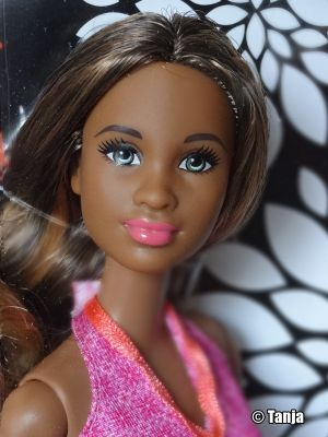 2015 Barbie Fashionistas Wave 1 Grace CJV75