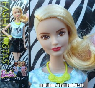 2015 Fashionistas Wave 2 #3 LA Girl, Sidecut CJY43