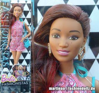2015 Fashionistas Wave 2 #6 Romper Chic CLN63 (2)