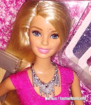 2015 Glitter Hair Barbie CLG18