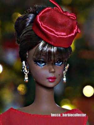 2015 Little Red Dress Barbie CGT26