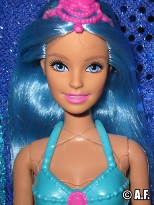 2015 Mix & Match Mermaid, blue CFF31