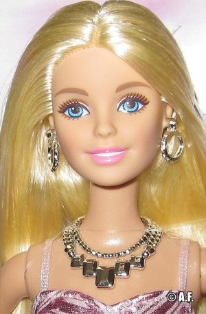 2015 Pink & Fabulous Barbie CHH06