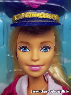 2015 Pink Passport Pilots Barbie & Ken Giftset CCY12