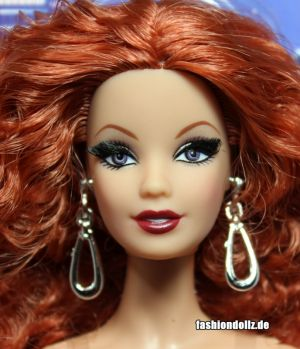 2015 The Barbie Look - City Shine CJF50