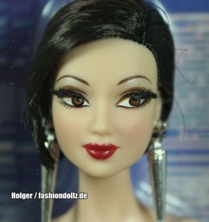 2015 The Barbie Look - City Shine CJF51