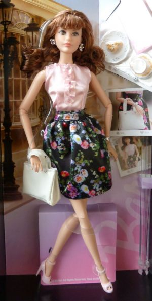 2015 The Barbie Look - Sweet Tea DGY08 (2)
