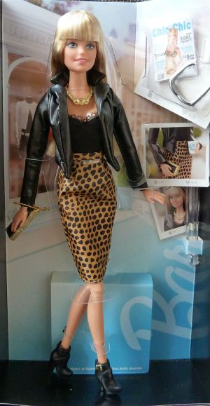 2015 The Barbie Look - Urban Jungle DGY07  (2)
