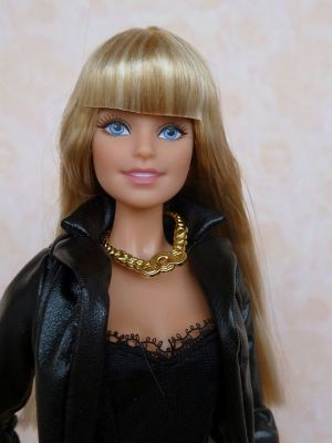 2015 The Barbie Look - Urban Jungle DGY07  (3)