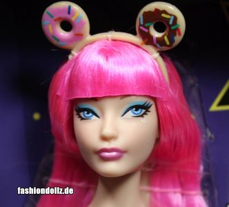 2015 tokidoki Barbie pink, BlackLabel (06)