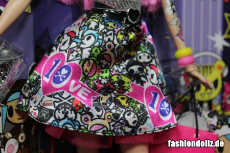 2015 tokidoki Barbie pink, BlackLabel (14)