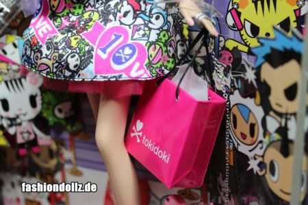 2015 tokidoki Barbie pink, BlackLabel (21)