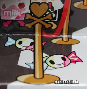 2015 tokidoki Barbie pink, BlackLabel (24)