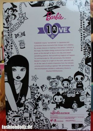 2015 tokidoki Barbie purble, Platinum Label (05)