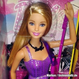 2015 Barbie Careers - Rock Star CFR05