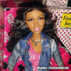 2015 Barbie Style - Flats to Heels Nikki CFM55