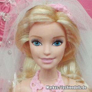 2015 Fairytale Bride Barbie CFF37