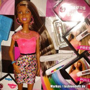 2015 Rainbow Hair / Regenbogen Haar Nikki  CFN49