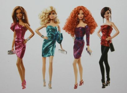 2015 The Barbie Look - City Shine Collection