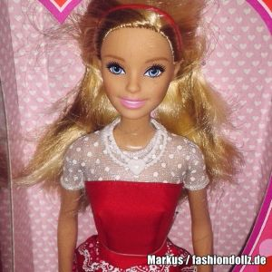 2015 Valentine Beauty Barbie CHL32