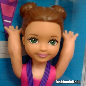 2016 Barbie Careers - Gymnastic Coach & Student DKJ21