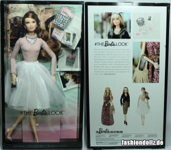 2016 Barbie The Look - Perfect Party #01