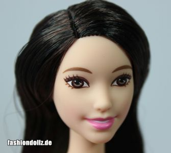 2016 Fashionistas - Wave 2 #30 White & Pink Pizzazz (Tall) DMF32