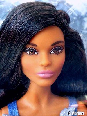 2016 Holiday Barbie AA DGX99