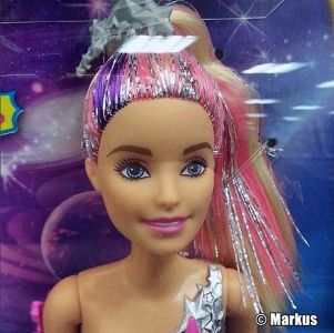 2016 Star Light Adventure Barbie DLT25, Europe Version