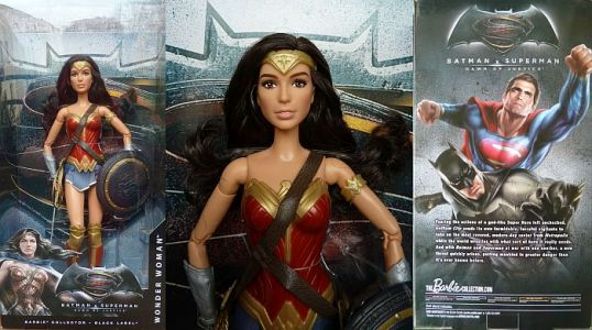 2016 Wonder Woman, Dawn of Justice