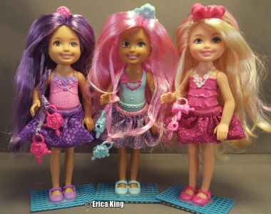 2016 Barbie Endless Hair Kingdom Chelsea