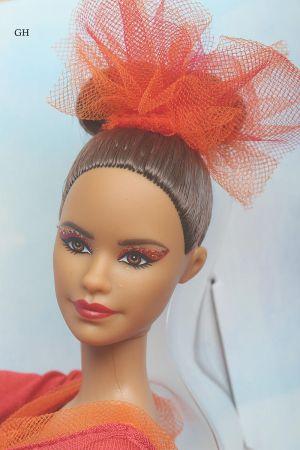 2016 Misty Copeland Barbie # DGW41