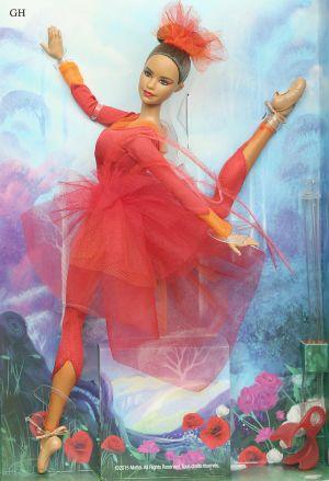2016 Misty Copeland Barbie #DGW41