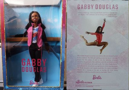 2017 Gabby Douglas Barbie (Sheroes) (2)