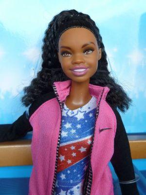 2017 Gabby Douglas Barbie (Sheroes) 2