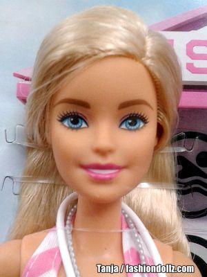 2017 Barbie Careers - Lifeguard Barbie DVF50