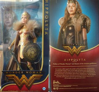 2017 Connie Nielsen as Queen Hippolyta (6), Wonder Woma