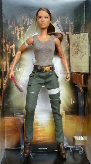 2018 Alicia Vikander - Lara Croft Barbie, Tomb Raider (5)