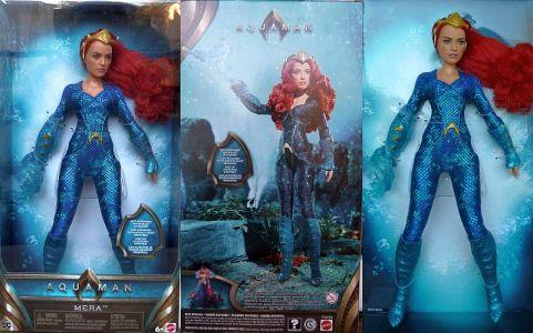 2018 Amber Heard as Mera, Aquaman