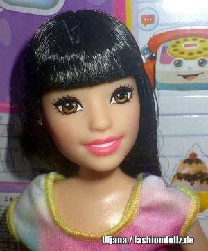 2018 Babysitters INC Skipper's Friend + Cupcake, black hair, Asian FHY93