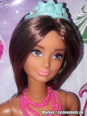 2018 Dreamtopia Sweetville Princess Barbie, brunette FJC96